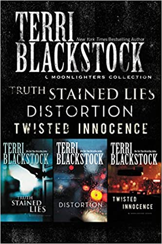 The Moonlighters Collection: Truth Stained Lies, Distortion, Twisted Innocence (Moonlighters Series)