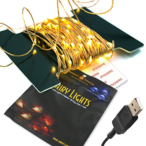 100-led-fairy-lights-copper-wire-glimmer-string-indoor-outdoor-usb-33-ft-10m-warm-white