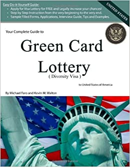Your Complete Guide to Green Card Lottery (Diversity Visa) - Easy Do