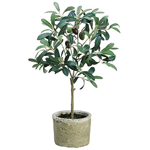 Artificial Olive Tree in Pot 19 1/5