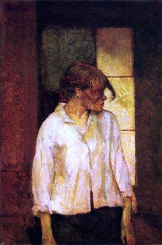 Henri De Toulouse-Lautrec At Montrouge (also known as Rosa la Rouge) - 18