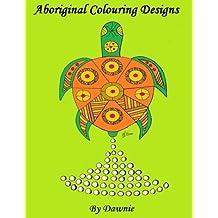 Aboriginal Colouring Designs