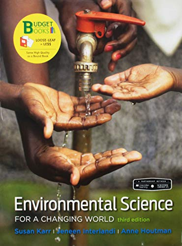 Loose-leaf Version for Scientific American Environmental Science for a Changing World & SaplingPlus for Scientific American Environmental Science for a Changing World (Six Month Access)