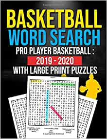 Basketball Word Search: Greatest Players Basketball Star ...