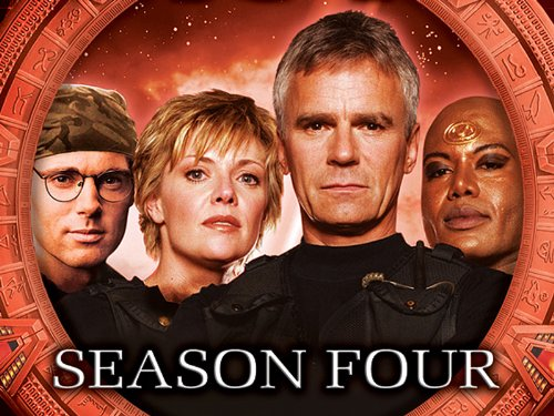 Image result for stargate season 4