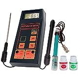 Digital 3 in 1 ORP mv pH Temperature Meter