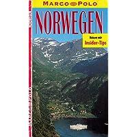 Norwegen. Marco Polo Reiseführer. Reisen mit Insider- Tips