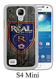 Samsung Galaxy S4 Mini case,Unique Design Real Salt Lake 14 White cell phone case for Samsung Galaxy S4 Mini