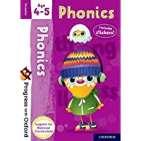 Progress with Oxford: Phonics Age 4-5
