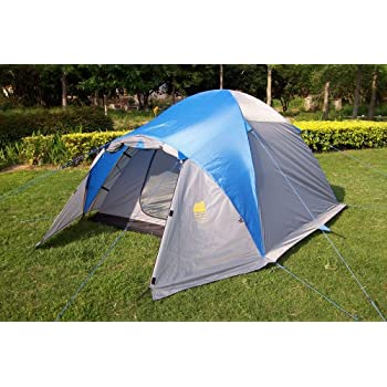 HIGH PEAK South Col 4 Season Backpacking Tent 3 person