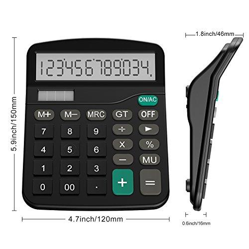 Calculator, Helect Standard Function Desktop Calculator