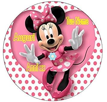 PARTY STORE WEB by casa dolce casa Minnie Disney - Oblea ...