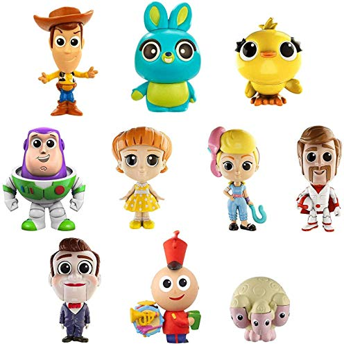 Disney Pixar Toy Story 4 Minis Ultimate New Friends 10-Pack