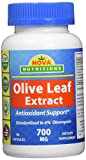Nova Nutritions Olive Leaf Extract 700 mg 90 Capsules For Sale