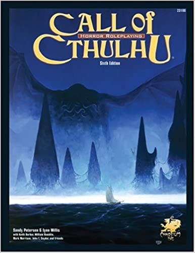CALL OF CTHULHU TABLETOP RPG PDF DOWNLOAD