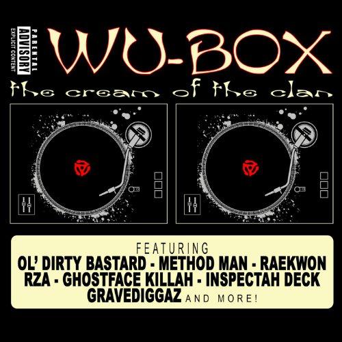 Amazon.com: Wu-Box - The Cream Of The Clan (Wu-Tang Clan Family ...