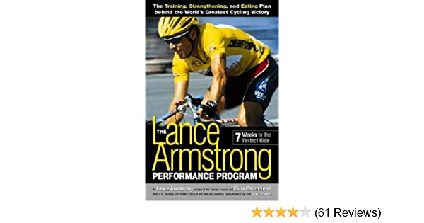 The Lance Armstrong Performance Program  The Training 7841f7b51