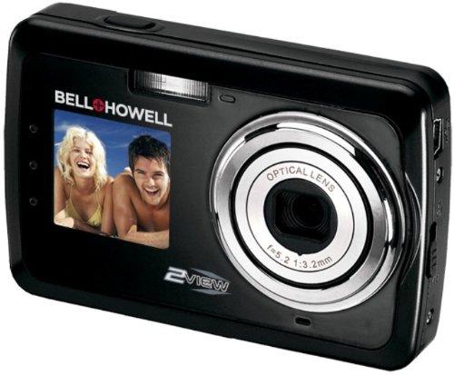 Bell and Howell 2V5-BK 12 Megapixel 2view Digital Camera