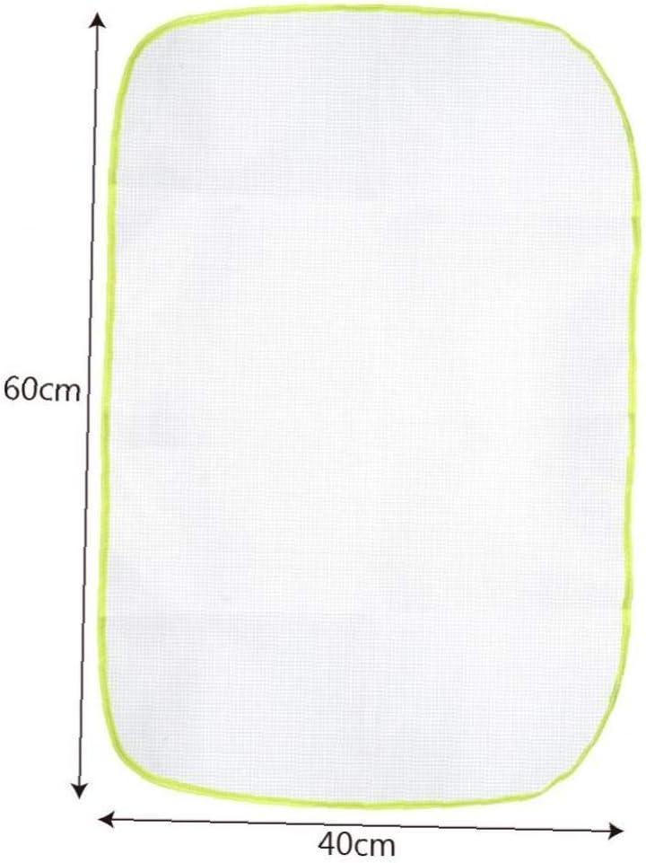 Protection Isolation Planche /à Repasser Couverture al/éatoire Couleurs Contre Pad en appuyant sur Garde de Protection en Tissu de Repassage Presse Mesh Couleur al/éatoire