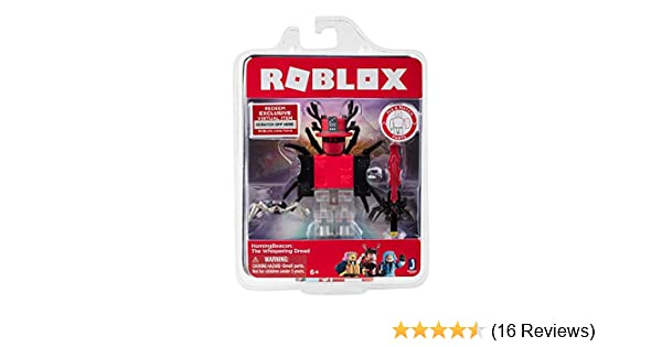 Amazon Com Roblox Homingbeacon The Whispering Dread Figure With