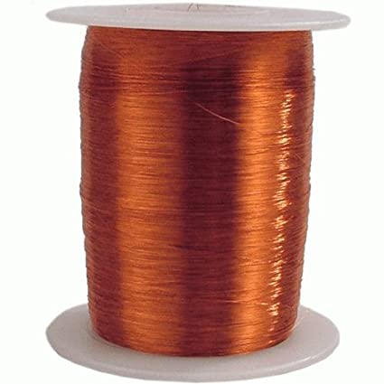 Amazon wire magnet 40 gauge 750 spool musical instruments wire magnet 40 gauge 750 spool greentooth Image collections