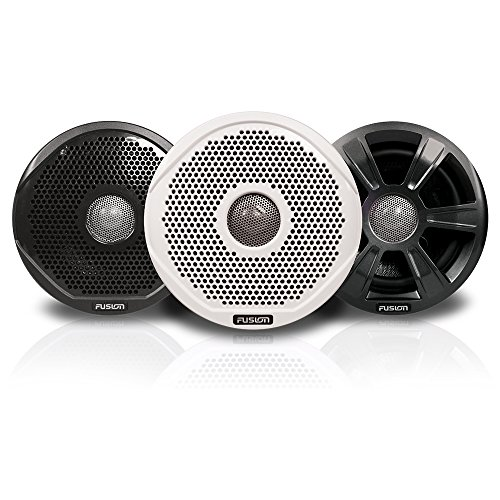 "Image of Fusion MS-FR6022 6"" Full-Range Marine Speakers"