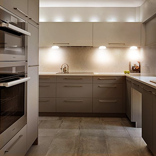 inlife under cabinet lighting led wireless battery operated 6 pack kitchen cabinet lighting with remote control for