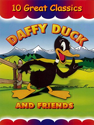Daffy Duck And Friends - 10 Great Classics