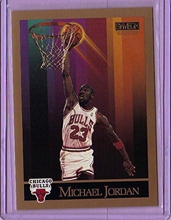 e432af17d5e Amazon.com  1990-91 SkyBox  41 Michael Jordan  Collectibles   Fine Art
