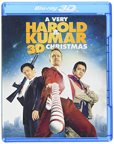 A Very Harold & Kumar Christmas (Blu-ray 3D / Blu-ray) (Christmas Avatars)
