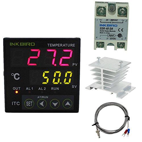 Inkbird Universal Temperature Controller ITC 100