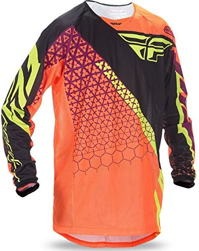 Fly Racing 2017 Kinetic Mesh Trifecta Motocross Jersey