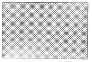 Boltmaster Aluminum Sheet 24'' X 36'' 0.020'' Mill Cloverleaf Design Bulk by STEELWORKS (BOLTMASTER)