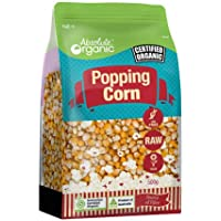 Absolute Organic Popping Corn, 500 g