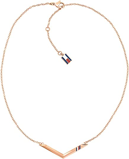 collier homme tommy