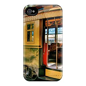 Sanp On Case Cover Protector For Iphone 4/4s (old Tramway Hdr)