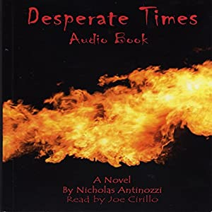 Desperate Times Audiobook
