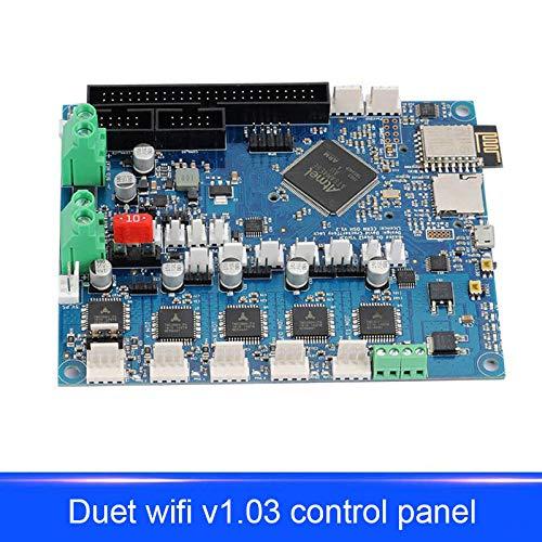 - Adealink Controller Board Duet WiFi V1.03 Advanced 32bit Processor Parts 3D Printer