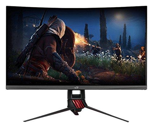 ASUS ROG Strix XG32VQ 31.5-Inch Screen LCD Monitor (XG32VQ)