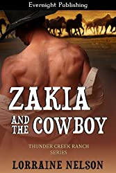Zakia and the Cowboy (Thunder Creek Ranch Book 1)