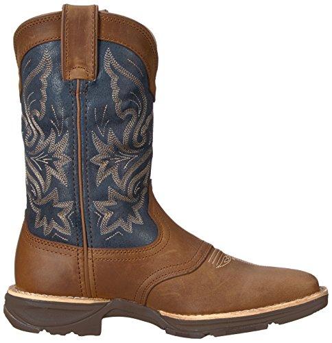 Blue Blue Denim DRD0183 Durango Women's Tan Boot Western Tan Denim qF8X8wa