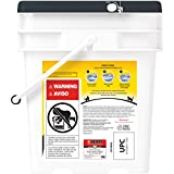 Purina Tidy Cats LightWeight 4-in-1 Strength Clumping Litter for Multiple Cats - (1) 17 lb. Pail