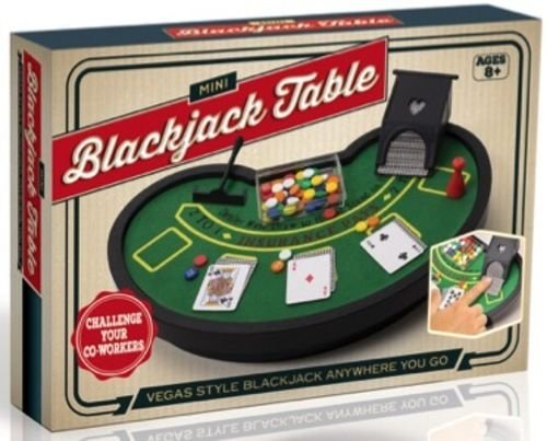 Mini Blackjack Pool Table by Meridian Point