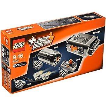lego technic motor box toys games. Black Bedroom Furniture Sets. Home Design Ideas