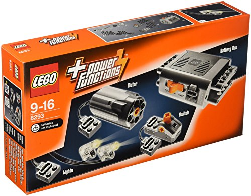 lego technic motor set - 4