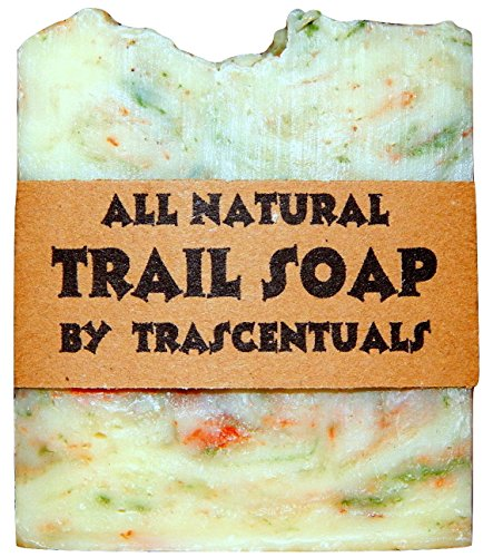 Camping Soap and Shampoo Bar for All Natural Environmentally Friendly Body and Hair Cleaning Great for Outdoor Activities and Hiking (Best Soap For Camping)