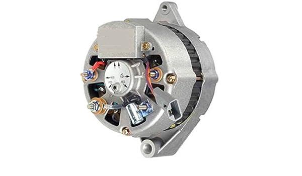 NEW 65A ALTERNATOR FITS CLARK LIFT TRUCK GCX20 GCX25E GCX30C GCX50 2399509 2399511