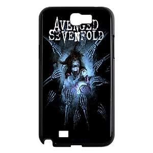 Samsung Galaxy Note 2 N7100 Phone Case Avenged Sevenfold F5O7109