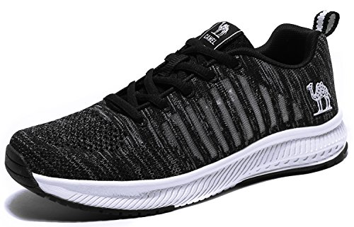 Camel Women Running Shoes Lightweight Breathable Sneakers Mesh Tennis Shoes for Sport – DiZiSports Store