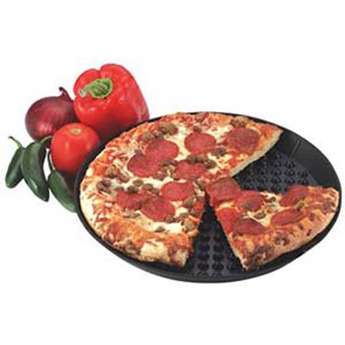 (H.S. Inc. HS1034 Plastic Pizza Serving Tray - 18